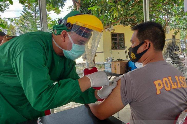 Satgas COVID-19 Bangka Tengah mencatat 1.106 pasien sembuh