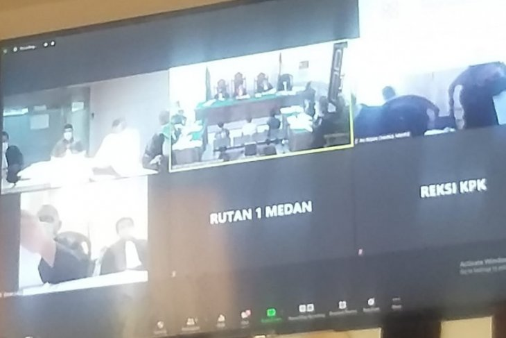Anggota DPR Irgan  ajukan Justice  Collaborator pada sidang pertama