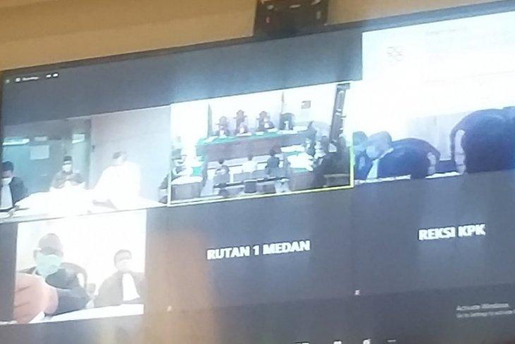 Saksi: uang Rp80 juta dikirimkan  ke rekening Anggota DPR Irgan
