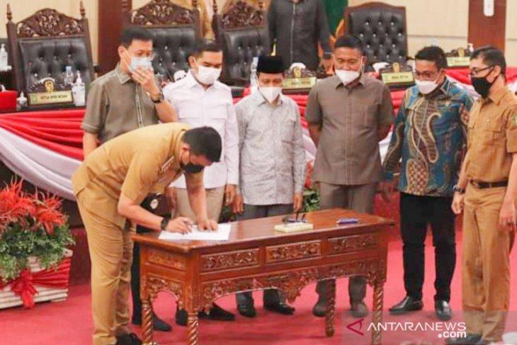 DPRD dan Pemkot Medan sepakati 28 ranperda dibahas tahun ini