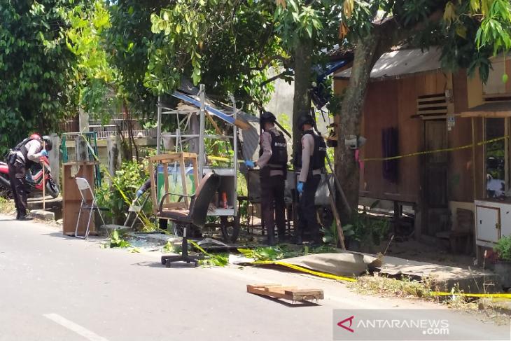 Serpihan ledakan di Banda Aceh dibawa ke Labfor Polri