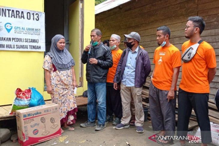 GPS Al-Umm kembali distribusikan bantuan untuk korban banjir, Pemkab HST ucapkan terimakasih