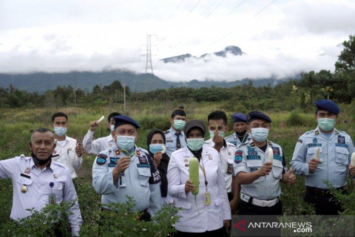 Rutan Bengkayang gandeng warga binaan kembangkan sektor pertanian