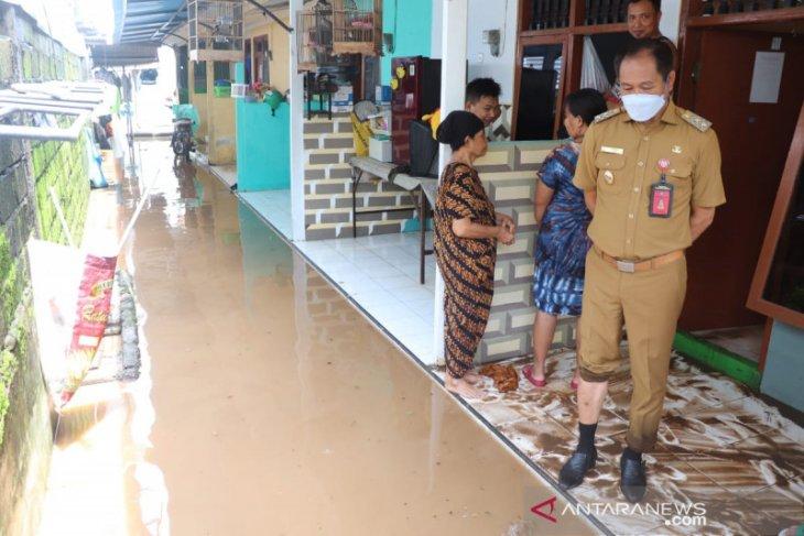 Pemkab Badung tangani banjir yang genangi jalur Denpasar-Nusa Dua Bali