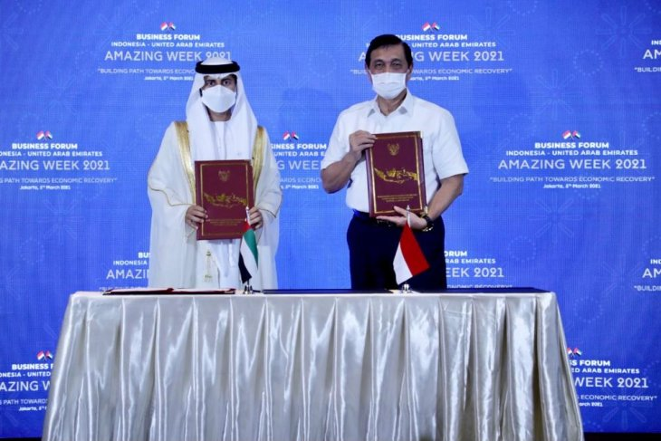 Indonesia, UAE committed to driving economic transformation: minister