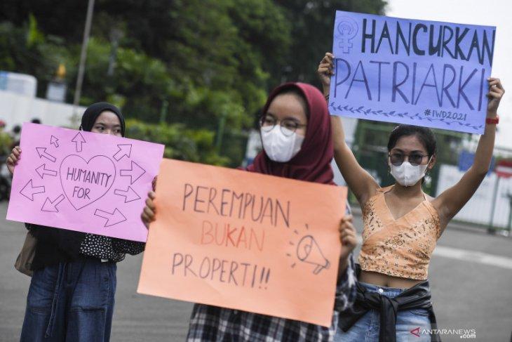 FPR Kalbar desak pemerintah lindungi hak-hak perempuan