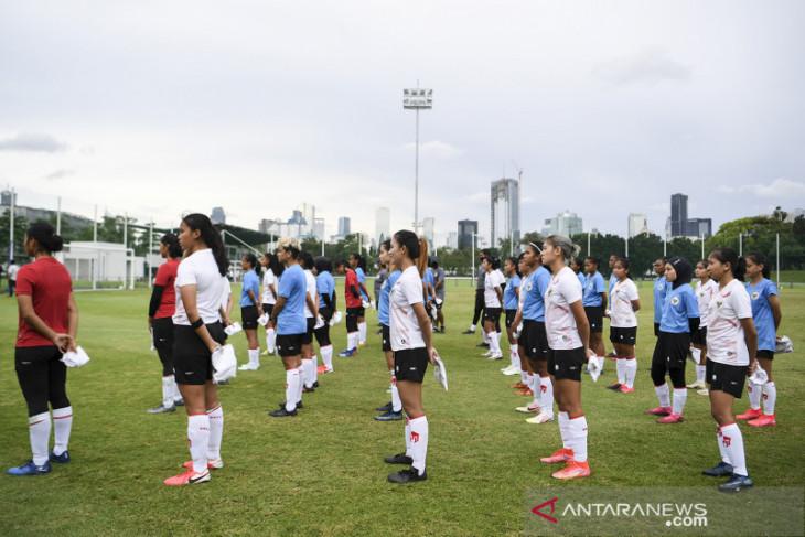 20 pemain timnas putri Indonesia siap berlaga di Kualifikasi Piala Asia 2022