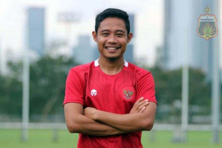 Setelah Hansamu, Bhayangkara FC kembali boyong Evan Dimas