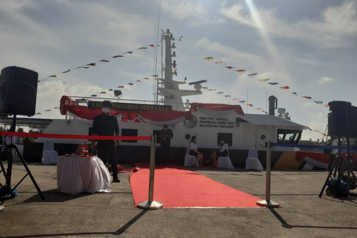 Indonesia inducts two patrol ships to curb illegal fishing