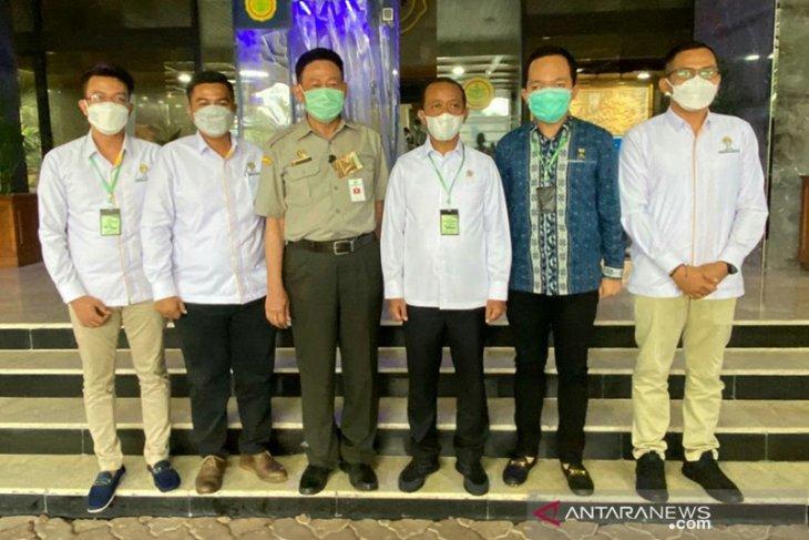 Jajaki potensi ekspor walet, Kader HIPMI Bengkulu bertemu Kepala BKPM RI dan Menteri Pertanian
