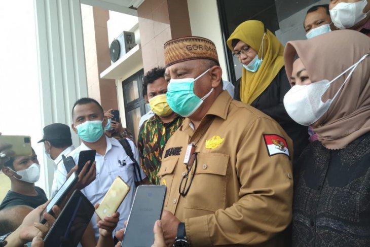 Gubernur Gorontalo tolak beras impor karena ingin petani sejahtera