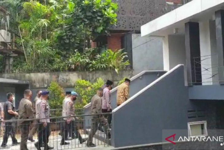 Kapolri kunjungi kantor DPP LDII perkuat silaturahmi