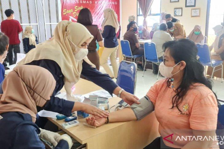 DPRD Gorontalo Utara dorong masyarakat wujudkan kekebalan tubuh bersama