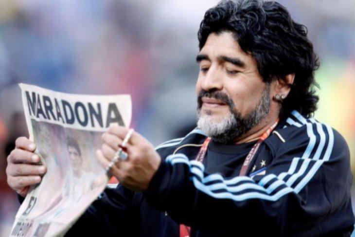 Ahli mulai perdebatkan penyebab kematian Diego Maradona