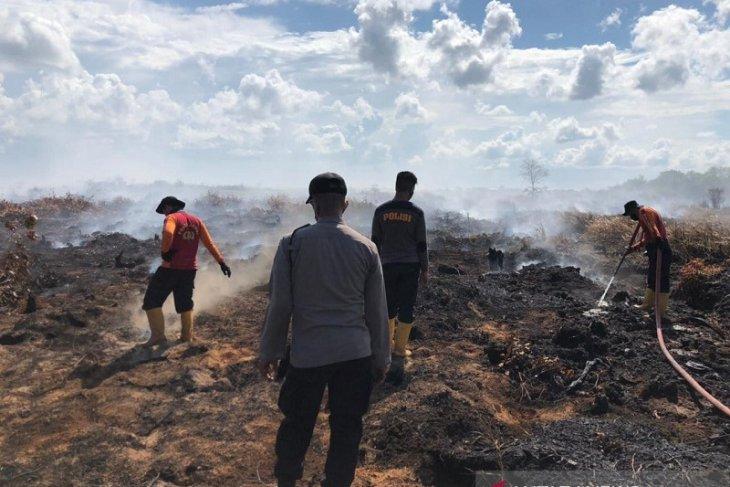 Provinsi Jambi menaikan status menjadi Siaga Darurat Karhutla