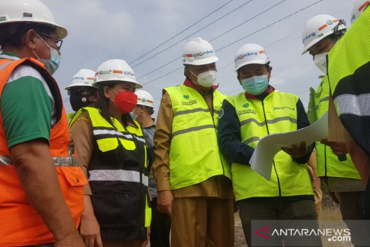 Wakil Bupati Bengkayang dukung penyelesaian PLBN Jagoi Babang