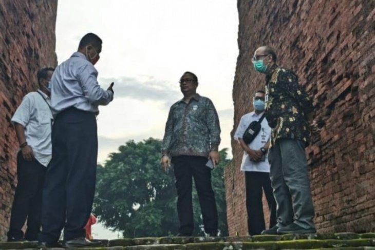Koordinator staf khusus Presiden kunjungi BPCB Jatim untuk misi budaya