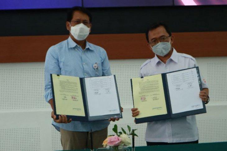 BGR dan KAI  jalin kerjasama untuk sinergikan pergudangan dan logistik
