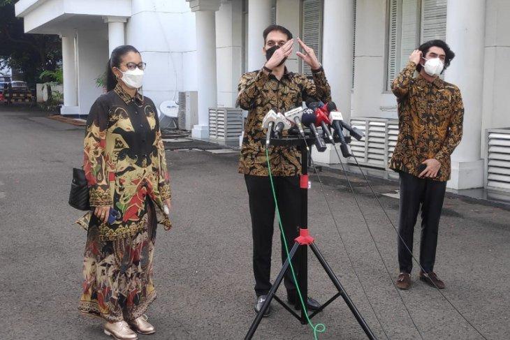 Pelaku industri film berharap Presiden Jokowi dukung bioskop Indonesia