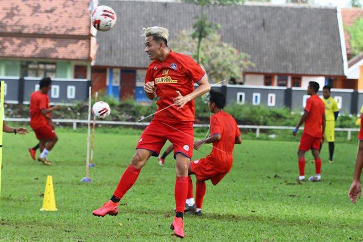 Singo Edan siap hadapi pertarungan Grup A Piala Menpora 2021