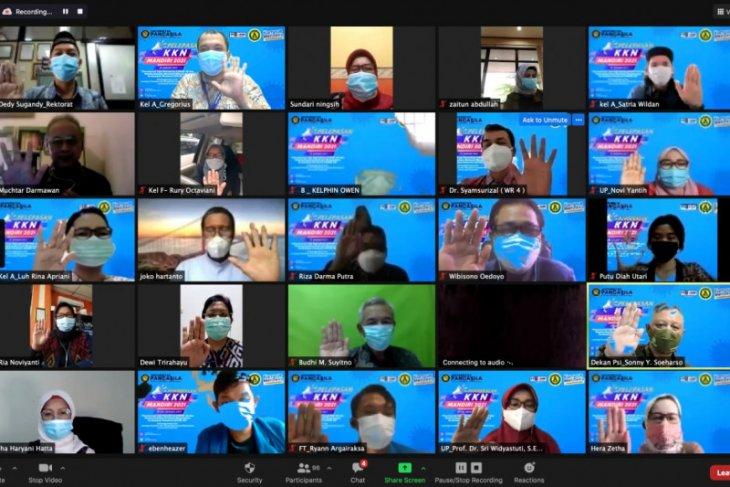 Universitas Pancasila gelar KKN Mandiri di tengah pandemi COVID-19