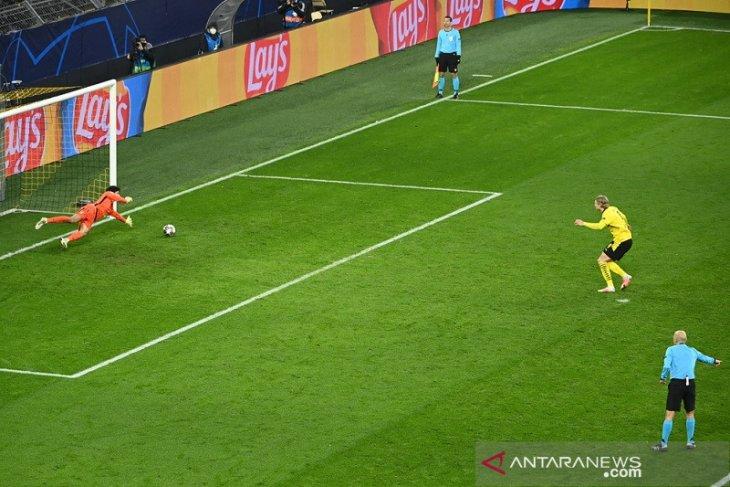 Dortmund ke babak perempat final Liga Champions