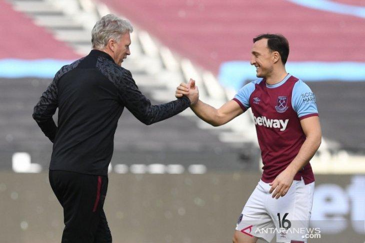 Liga Inggris: Mark Noble sebut spesial kemenangan West Ham atas MU