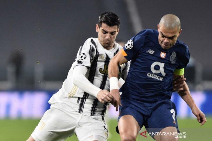 Pepe: tim manapun akan kesulitan kalahkan Porto