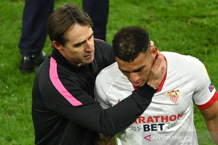 Liga Champions: Sevilla tinggalkan Liga Champions dengan kepala tegak