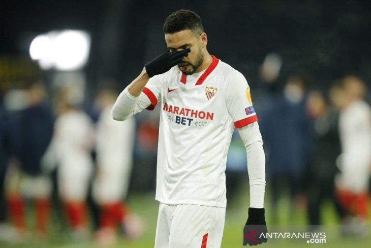 Youssef En-Nesyri:  Sevilla tersingkir karena kurang beruntung
