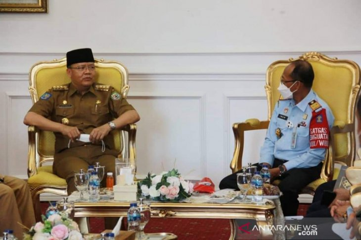 Gubernur Bengkulu minta kreativitas warga binaan di lapas ditingkatkan