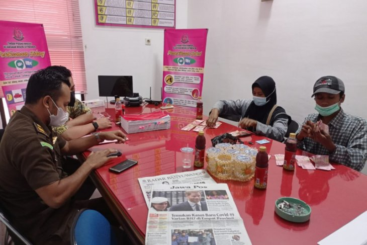 Terdakwa korupsi Dana Desa di Situbondo kembalikan kerugian negara