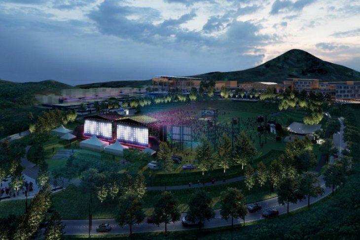 Indonesia akan miliki pusat seni berskala internasional