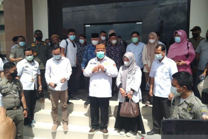 Gubernur Gorontalo kembali bersaksi terkait kasus GORR