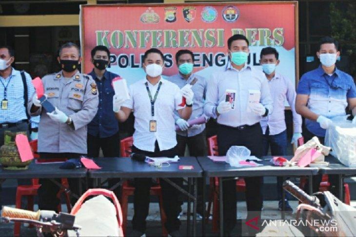 Polres Bengkulu ungkap 14 kasus kriminal selama operasi Musang Nala
