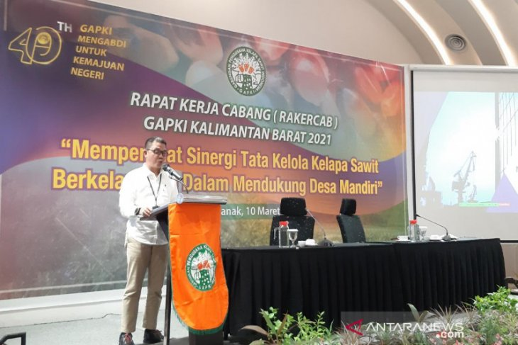 Pelindo II ajak Gapki Kalbar manfaatkan peluang hadirnya Pelabuhan Kijing