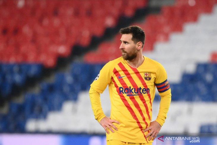 Ronald Koeman berharap tim muda Barcelona yakinkan Messi untuk bertahan