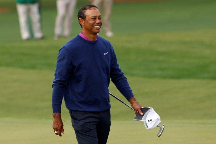 Tiger Woods membaik dan segera pulang dari rumah sakit