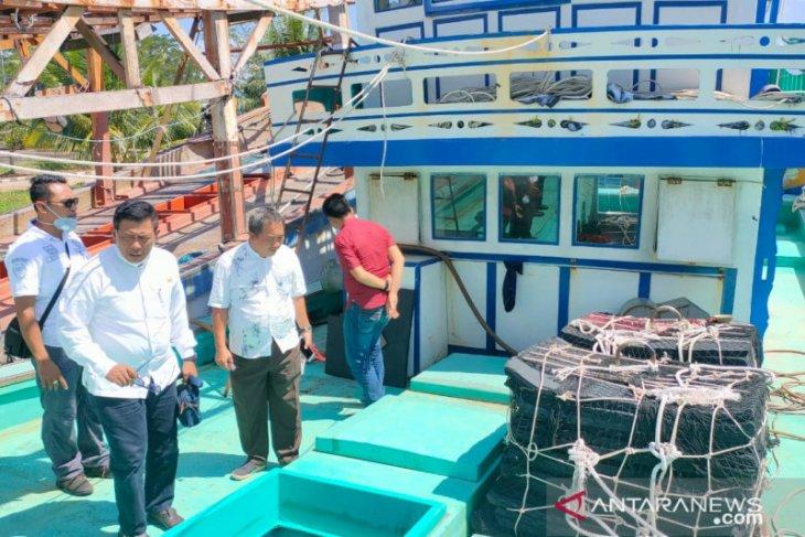 Bupati Citra intruksikan semua kapal nelayan miliki dokumen