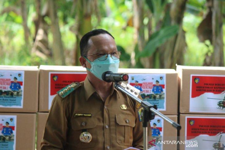 Bupati Bangka Tengah akan tambah dana desa penghafal Alquran
