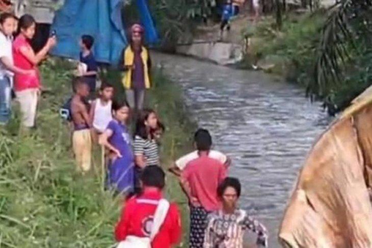 Pemancing temukan mayat bayi hanyut di saluran irigasi