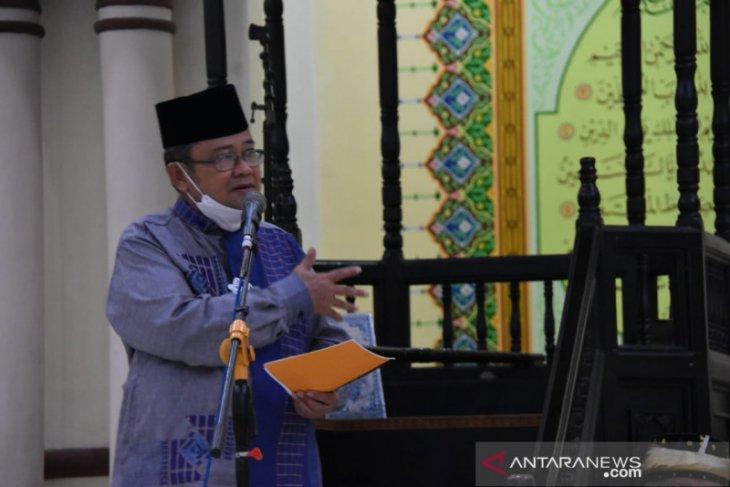 Peringati Isra Mi'raj, Bupati Gorontalo Utara harap umat terapkan prokes