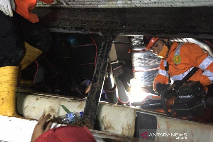 Basarnas: Korban jiwa kecelakaan bus di Sumedang 27 orang