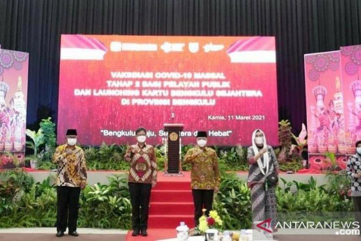 Menkes puji program perlindungan kesehatan warga miskin di Bengkulu