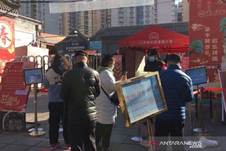Perempuan tua asal Nanjing ditangkap polisi atas tuduhan pemicu varian Delta