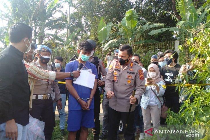 Pelaku pembunuh dua wanita muda di Bogor berhasil diungkap