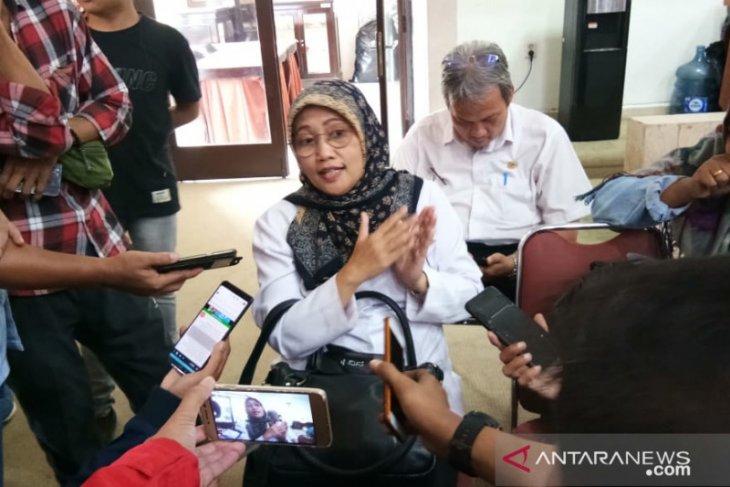 Kadinkes nyatakan perkembangan kasus COVID-19 di Kota Bogor alami penurunan