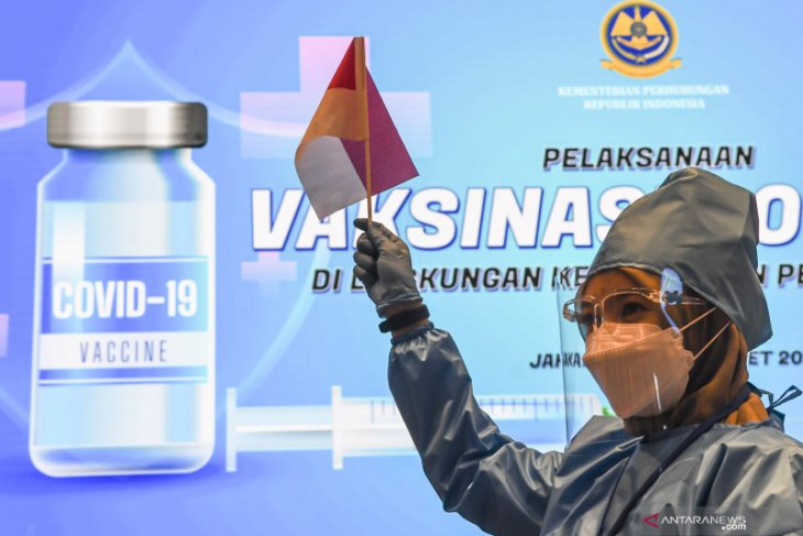 Bio Farma to receive Eijkman's vaccine seed stock at March-end