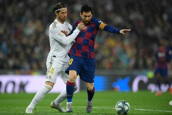 Jika gabung Madrid, Ramos akan ajak Messi tinggal di rumahnya