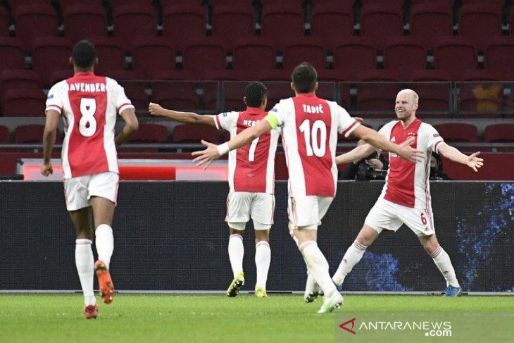 Liga Europa, Ajax menang telak leg pertama kontra Young Boys